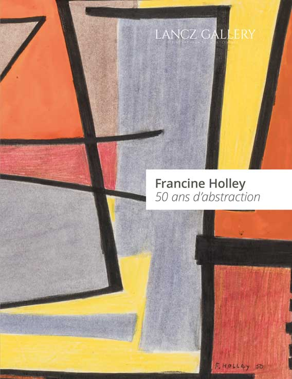 Francine Holley - Catalogues d'expositions